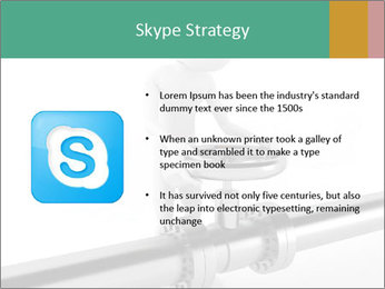 3d Worker Fixing Pipes PowerPoint Template - Slide 8