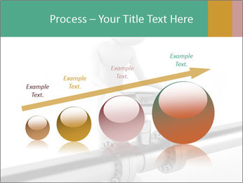 3d Worker Fixing Pipes PowerPoint Template - Slide 87