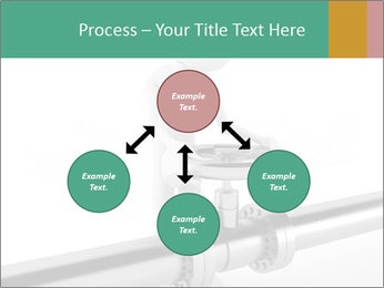 3d Worker Fixing Pipes PowerPoint Template - Slide 91