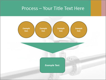 3d Worker Fixing Pipes PowerPoint Template - Slide 93