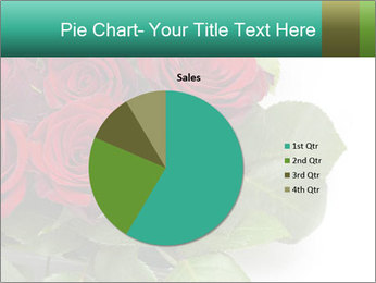 Elegant Red Rose Bouquet PowerPoint Template - Slide 36