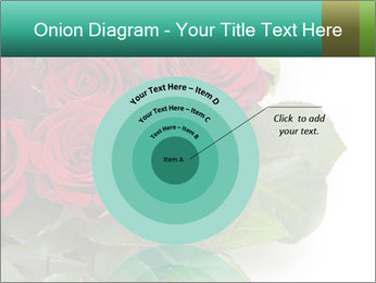 Elegant Red Rose Bouquet PowerPoint Template - Slide 61