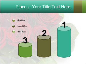 Elegant Red Rose Bouquet PowerPoint Template - Slide 65
