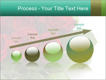 Elegant Red Rose Bouquet PowerPoint Template - Slide 87