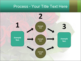 Elegant Red Rose Bouquet PowerPoint Template - Slide 92