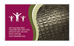 0000063705 Business Card Template