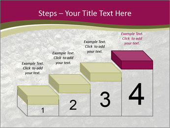 Grey Crocodile Leather PowerPoint Template - Slide 64