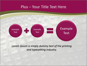 Grey Crocodile Leather PowerPoint Template - Slide 75
