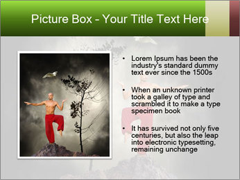 Chinese Martial Arts PowerPoint Template - Slide 13