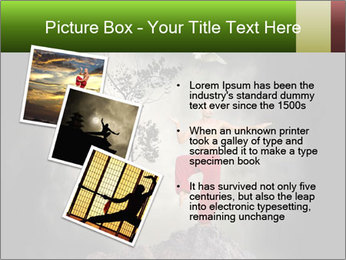 Chinese Martial Arts PowerPoint Template - Slide 17