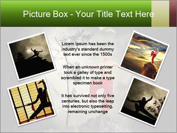 Chinese Martial Arts PowerPoint Template - Slide 24