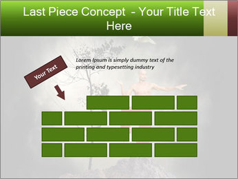 Chinese Martial Arts PowerPoint Template - Slide 46
