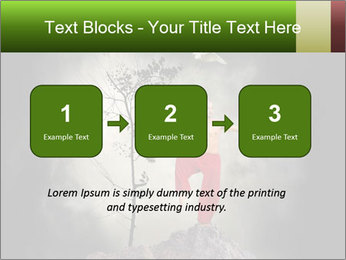Chinese Martial Arts PowerPoint Template - Slide 71