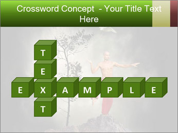 Chinese Martial Arts PowerPoint Template - Slide 82