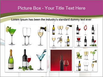 Choice of Beverage PowerPoint Templates - Slide 19