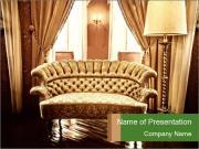 Royal Sofa PowerPoint Templates