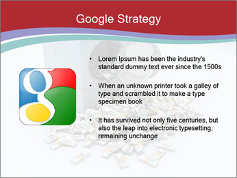 Money and Washing Machine PowerPoint Templates - Slide 10