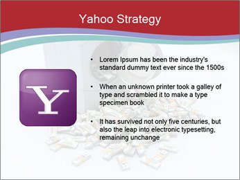 Money and Washing Machine PowerPoint Templates - Slide 11