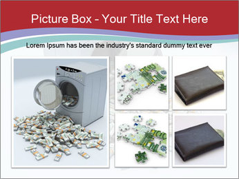 Money and Washing Machine PowerPoint Templates - Slide 19