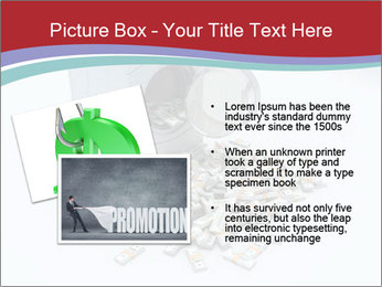 Money and Washing Machine PowerPoint Templates - Slide 20