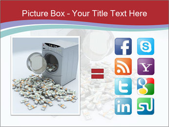Money and Washing Machine PowerPoint Templates - Slide 21