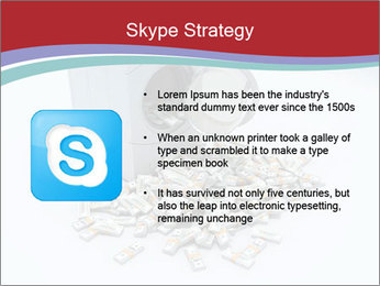 Money and Washing Machine PowerPoint Templates - Slide 8