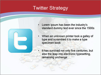 Money and Washing Machine PowerPoint Templates - Slide 9