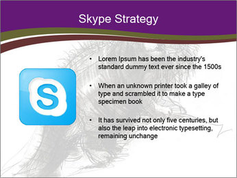Cat Drawing PowerPoint Template - Slide 8