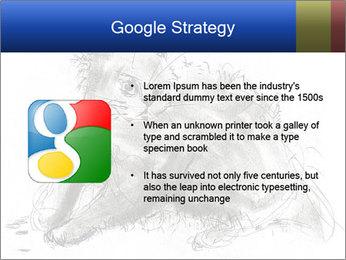 Scratch Cat PowerPoint Template - Slide 10