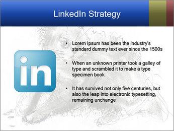 Scratch Cat PowerPoint Template - Slide 12
