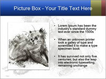 Scratch Cat PowerPoint Template - Slide 13
