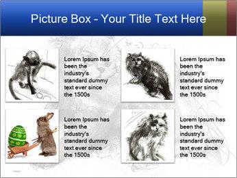 Scratch Cat PowerPoint Template - Slide 14