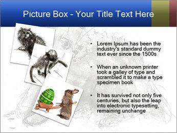 Scratch Cat PowerPoint Template - Slide 17