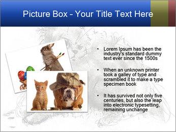 Scratch Cat PowerPoint Template - Slide 20