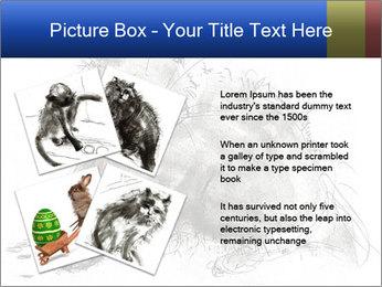 Scratch Cat PowerPoint Template - Slide 23