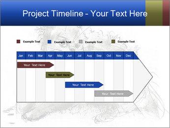 Scratch Cat PowerPoint Template - Slide 25