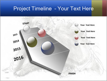 Scratch Cat PowerPoint Template - Slide 26