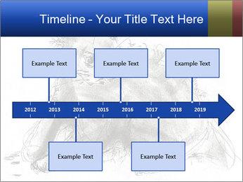 Scratch Cat PowerPoint Template - Slide 28