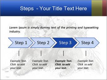 Scratch Cat PowerPoint Template - Slide 4