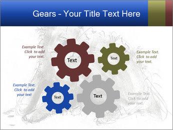 Scratch Cat PowerPoint Template - Slide 47