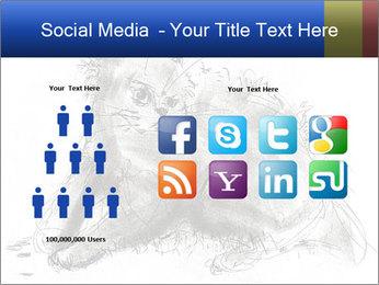 Scratch Cat PowerPoint Template - Slide 5