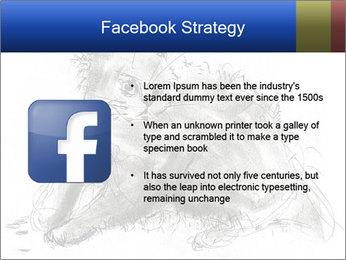 Scratch Cat PowerPoint Template - Slide 6