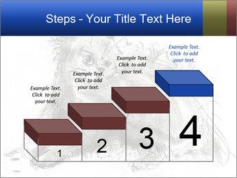 Scratch Cat PowerPoint Template - Slide 64