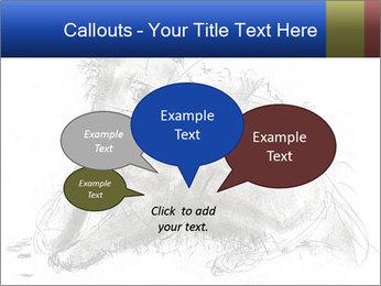 Scratch Cat PowerPoint Template - Slide 73