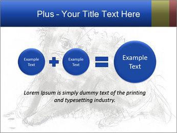 Scratch Cat PowerPoint Template - Slide 75
