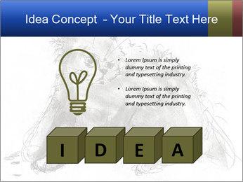 Scratch Cat PowerPoint Template - Slide 80