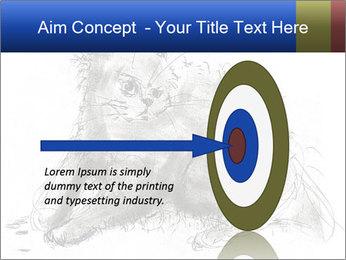 Scratch Cat PowerPoint Template - Slide 83