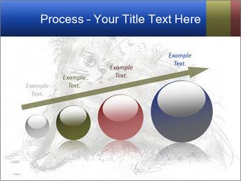 Scratch Cat PowerPoint Template - Slide 87