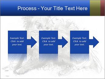 Scratch Cat PowerPoint Template - Slide 88