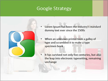 Shoes Show Room PowerPoint Template - Slide 10